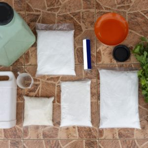 NPK and Hydroponic Nutrient Solution