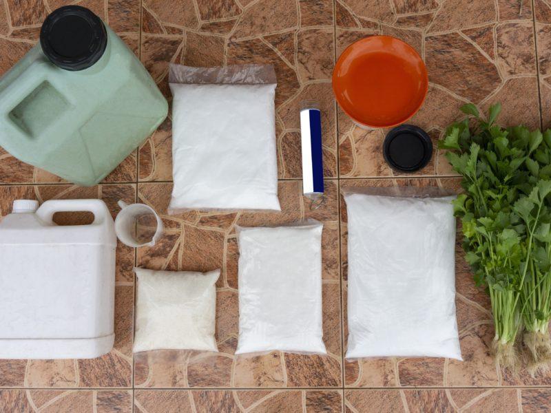 DIY Nutrient Solution – Vegetative