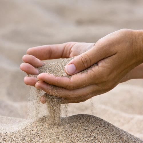 Sand - Hydroponic Growing Medium