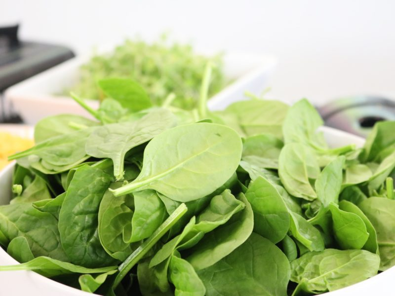 How to Grow Hydroponic Spinach