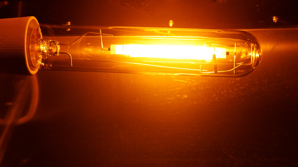 HPS HID grow light