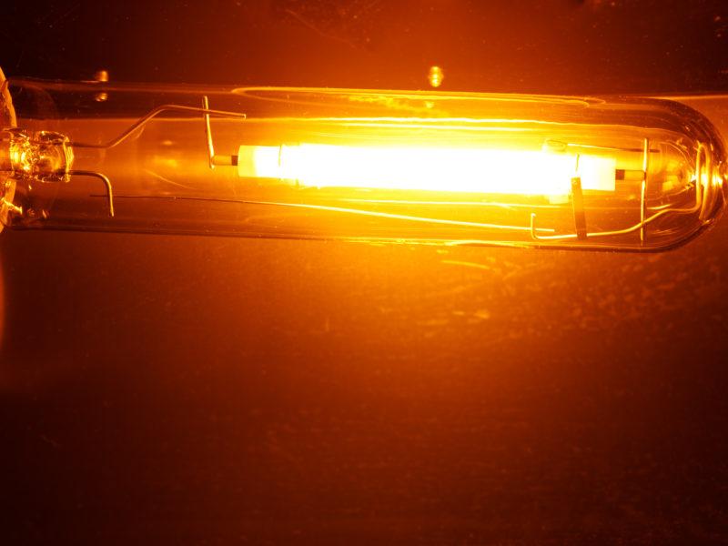 Measuring HID Grow Lights