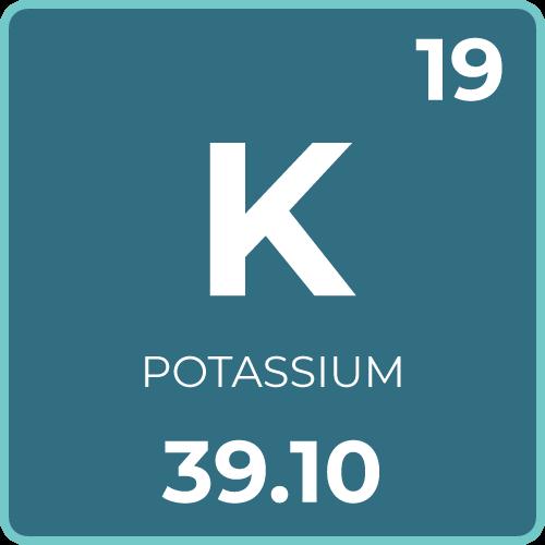 Potassium for Plants